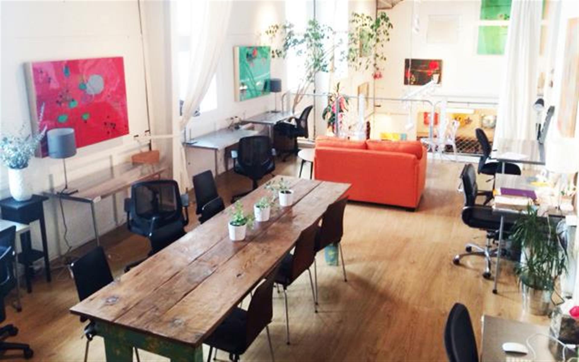 Studio 333 - Co-op Work Loft