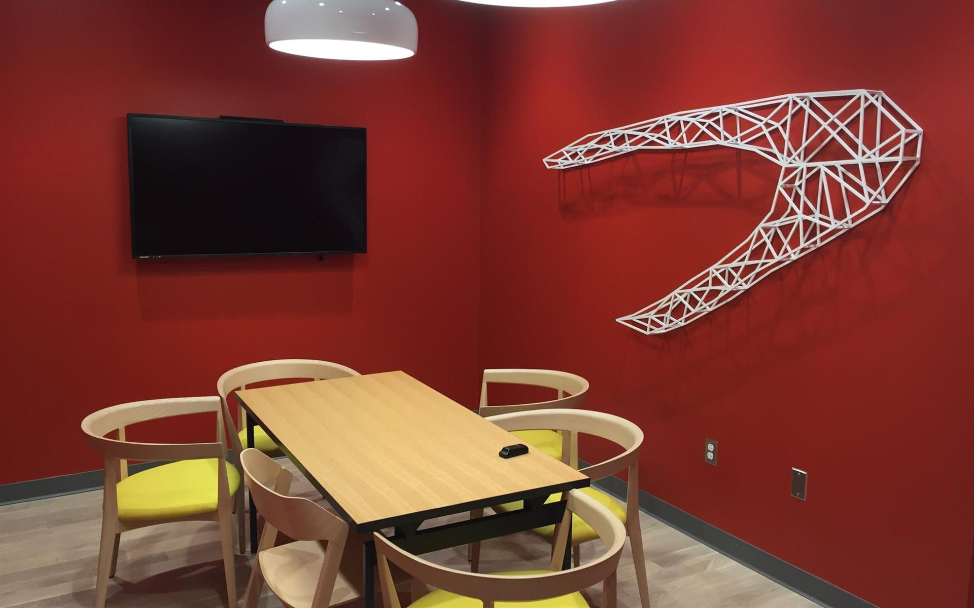 Capital One Cafe - Short Pump - The Capital One Community Room