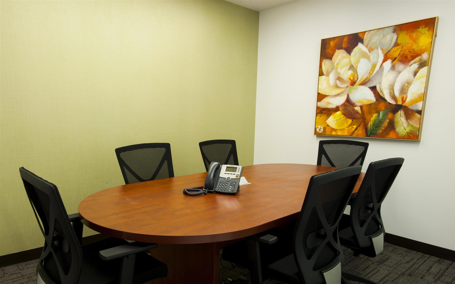 Synergy Workspaces - Meeting Room B