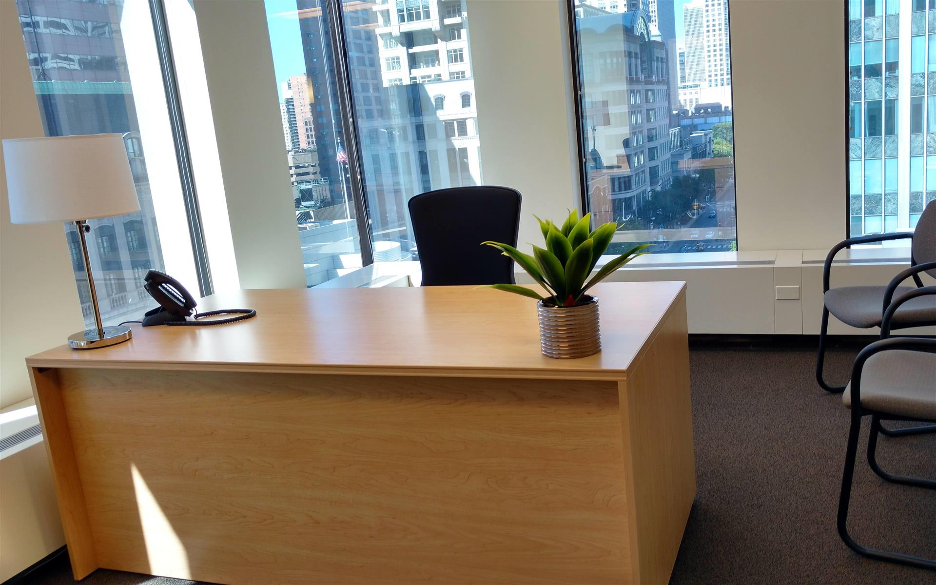 Intelligent Office Chicago Mag Mile - Private Executive Office