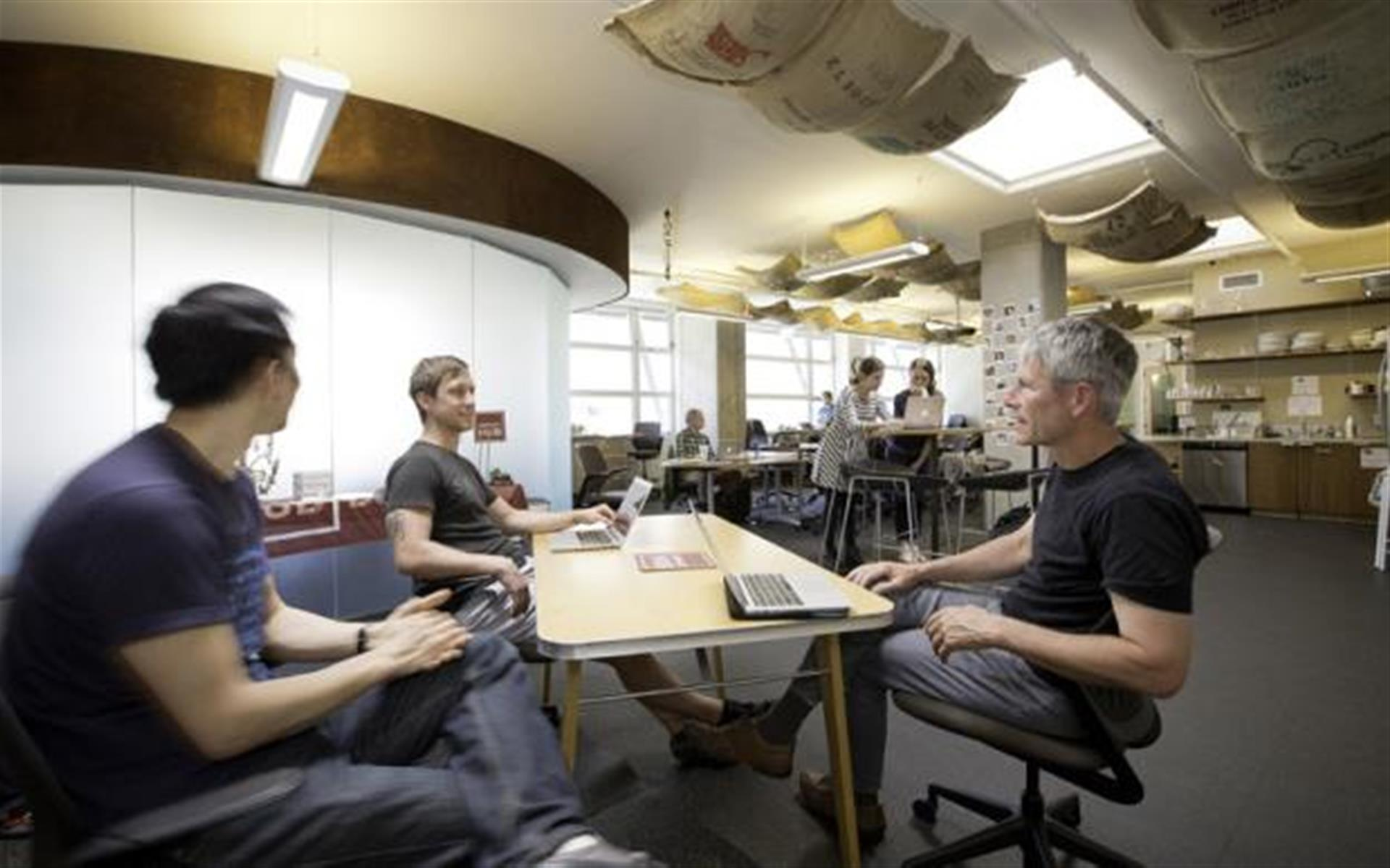 Impact Hub Berkeley - Dedicated Desk & Offices Unlimited