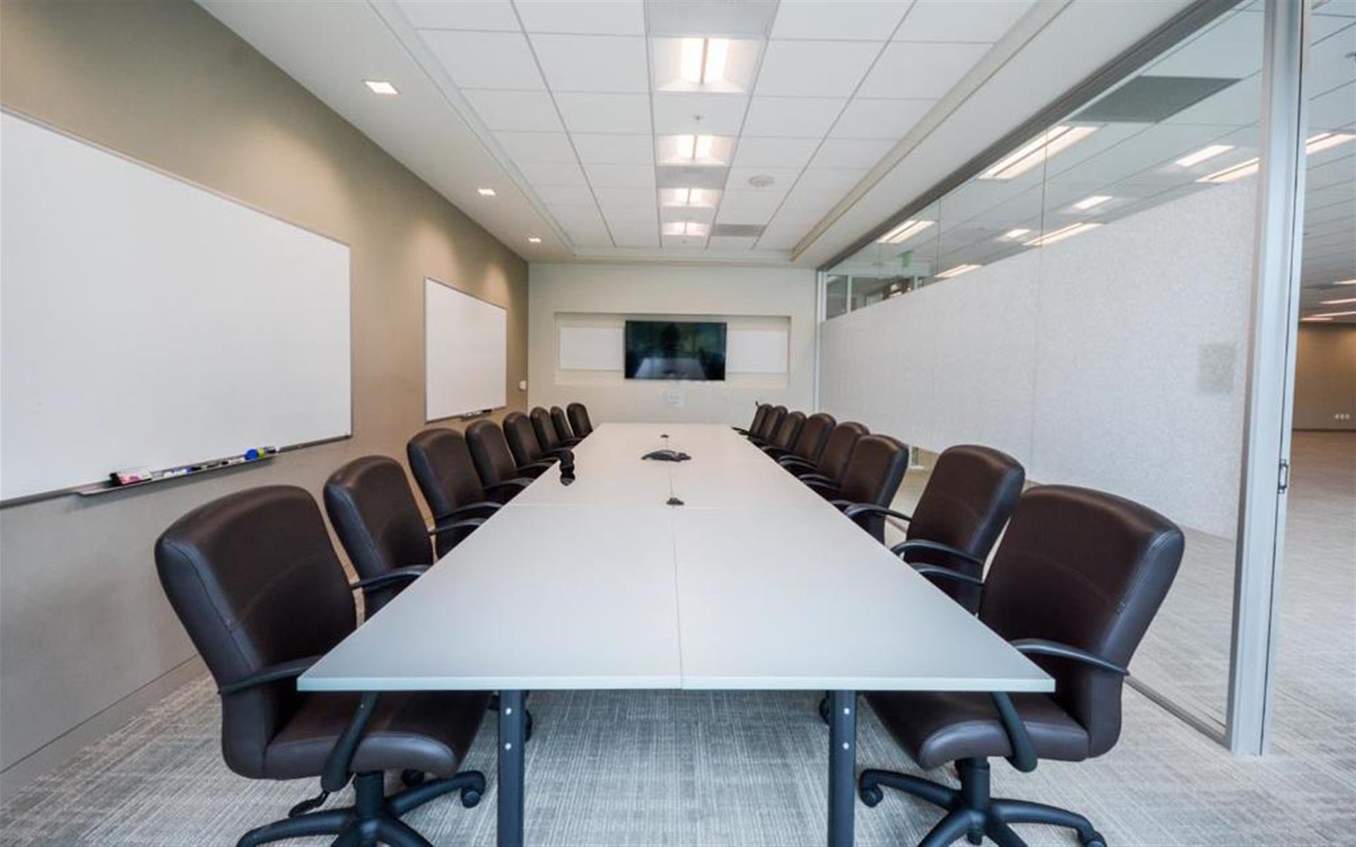 1050 Enterprise Way - Moffett Towers modern team office