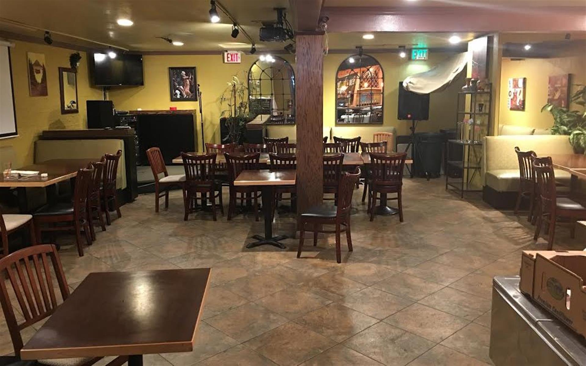 Louisiana Bistro - Louisiana Bistro Banquet/Meeting Room