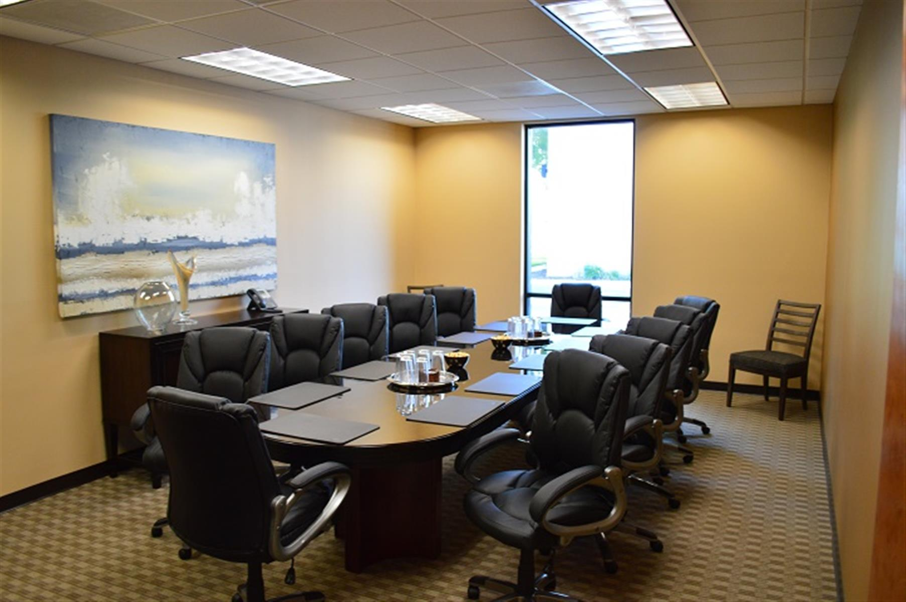 Orlando Office Center at Colonial Town Center/Downtown - Board Room Meeting Room