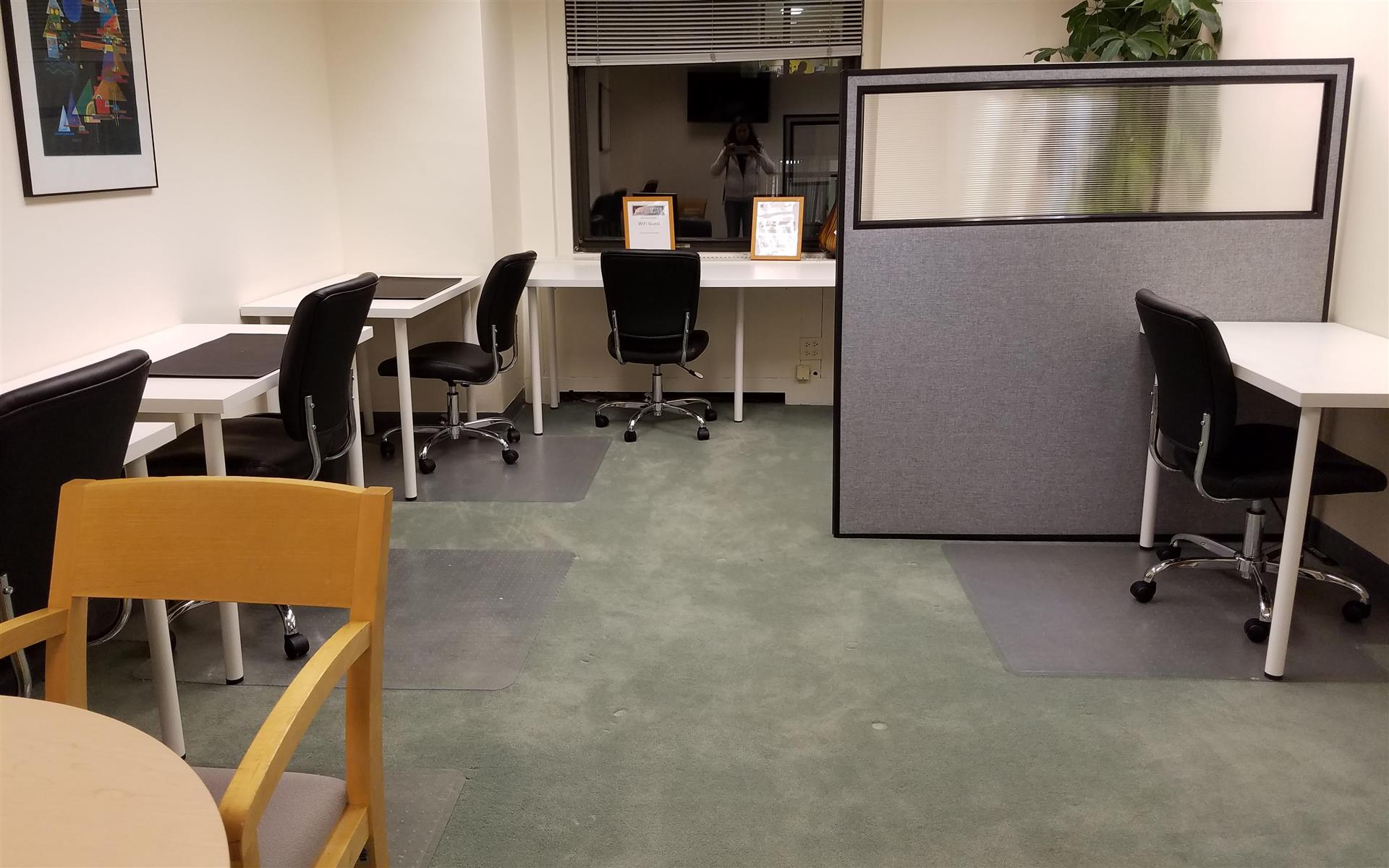 NYC Office Suites 708 (3rd Ave. & 44th) - Dedicated Desk - Grand Central
