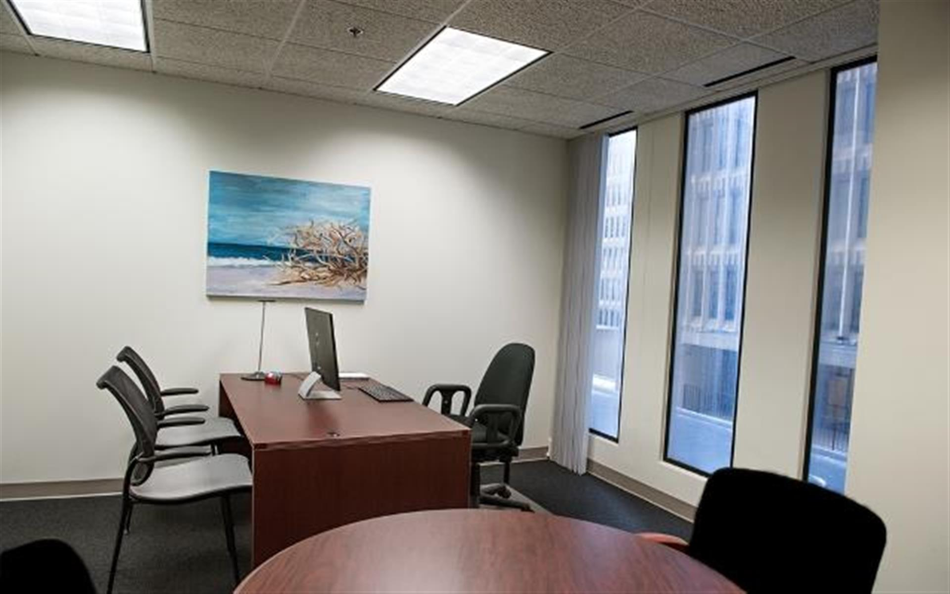 Peachtree Offices at Downtown, Inc. - Office Suite 438/439