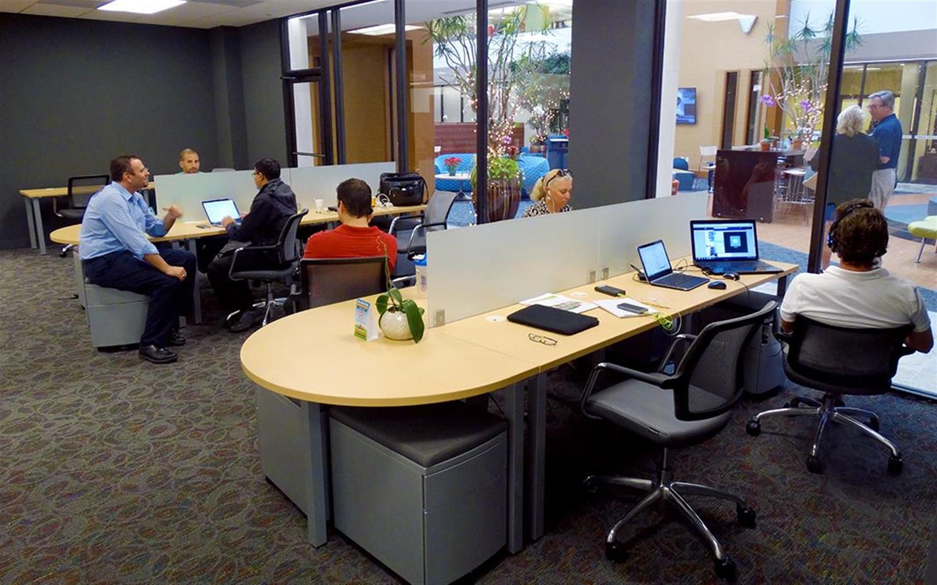 Cendyn SPACES - Boca Raton - Coworking Space