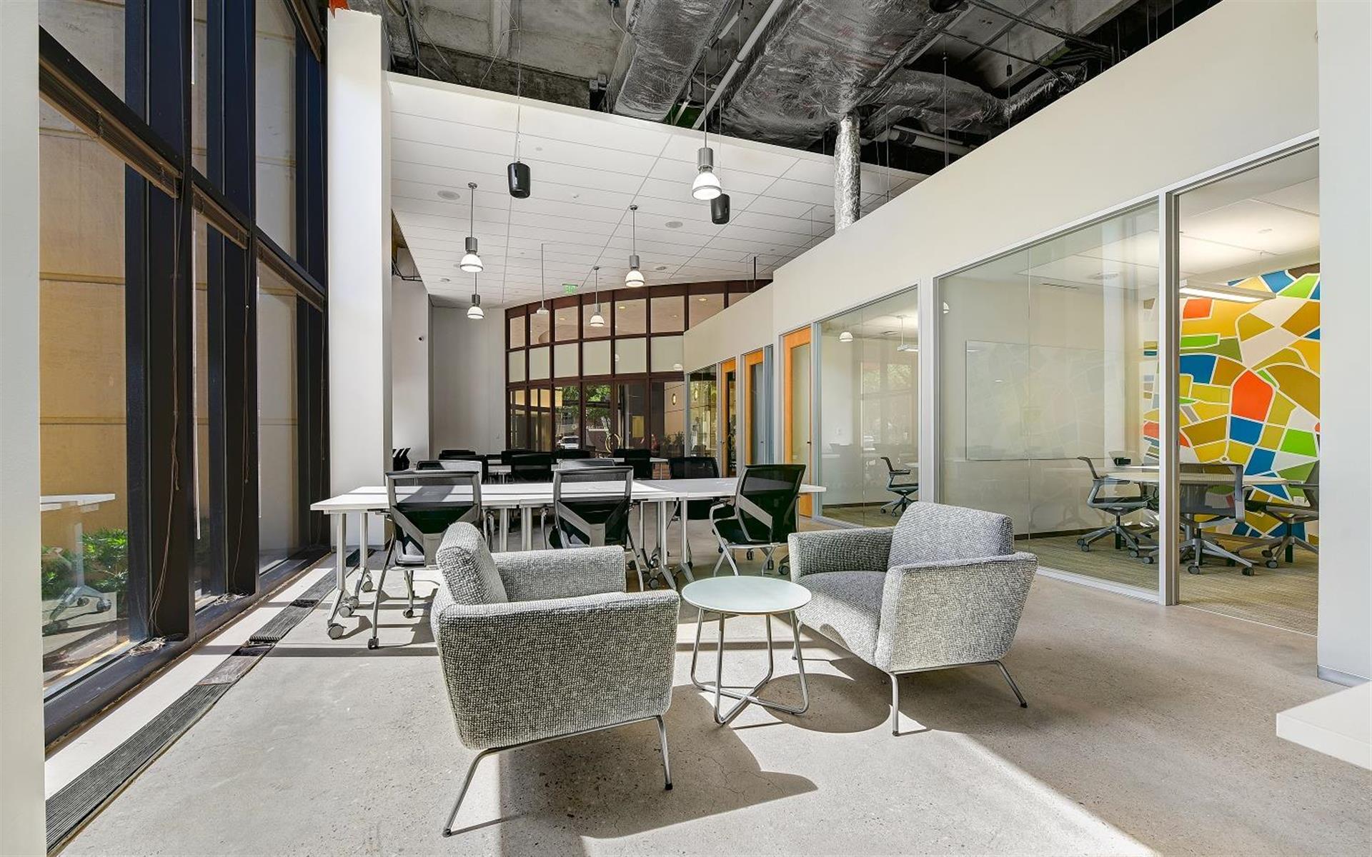 TechSpace - Austin - Dedicated Desk Membership