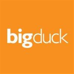 Logo of Big Duck - DUMBO Brooklyn