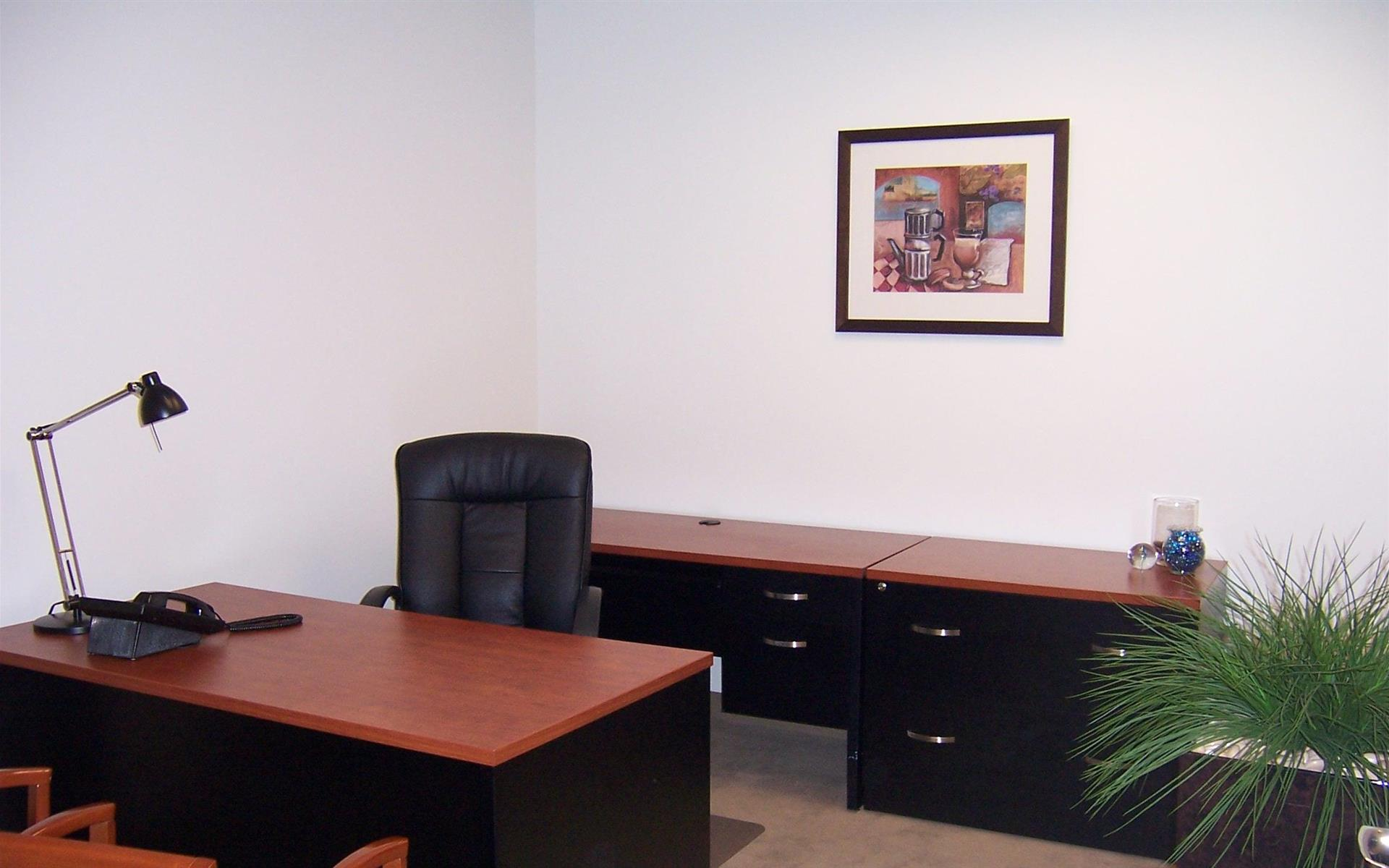(OSS) One Sansome - Interior Office 2