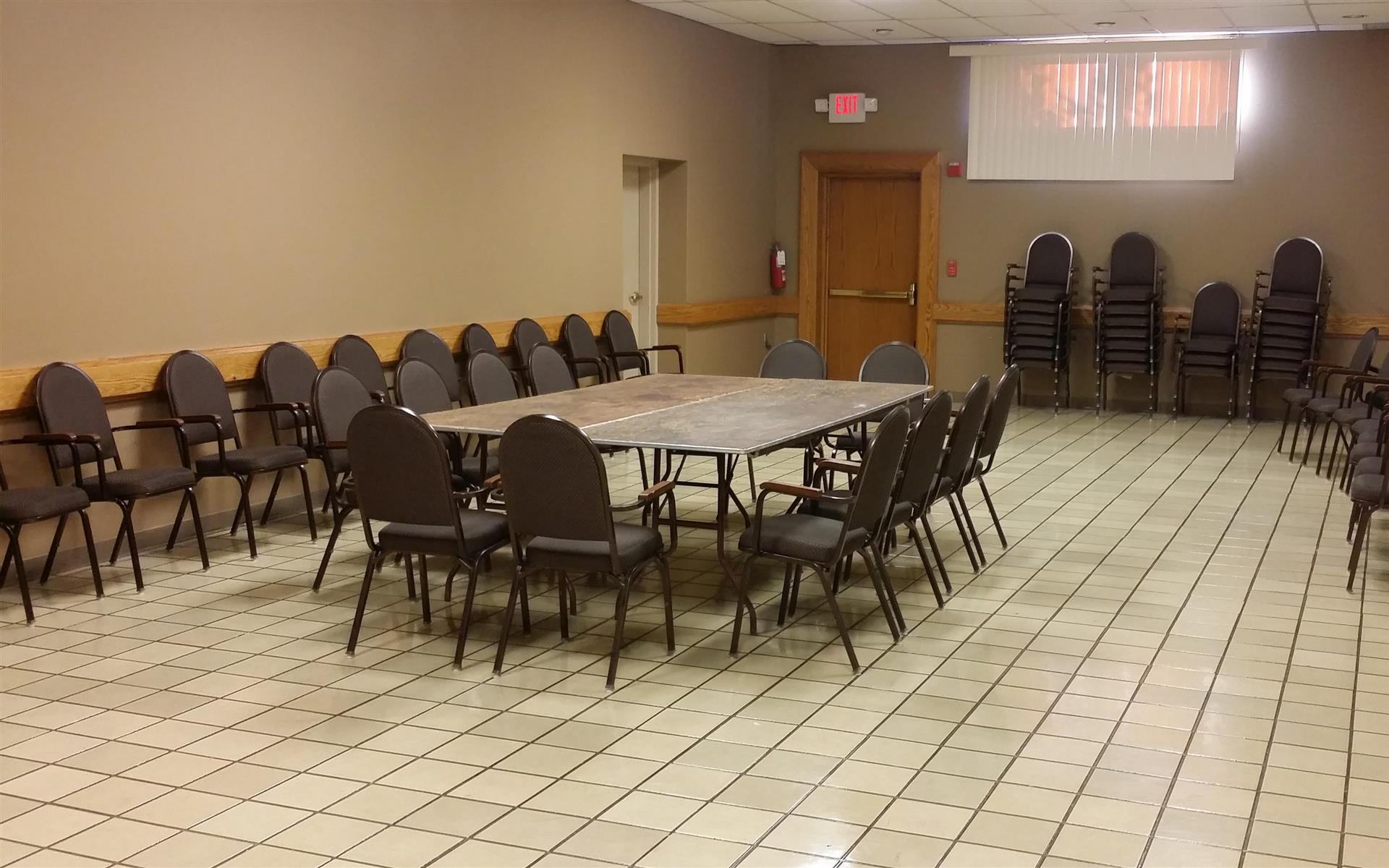 TAS - River Edge, NJ - TAS Meeting Hall