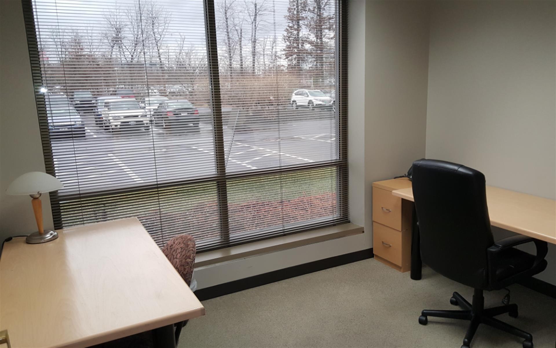 Intelligent Office Cincinnati - Mason - 1 to 2 person Window Office