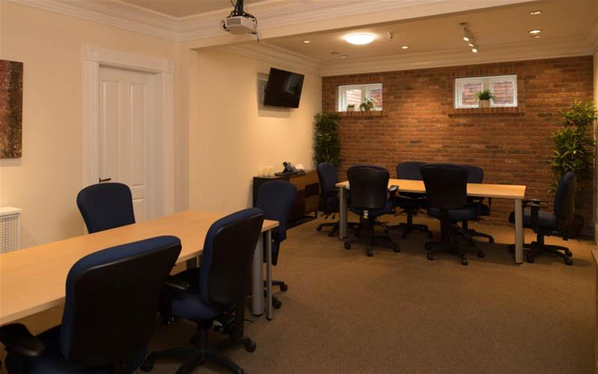 Victory Workspace - Conference Meeting Room