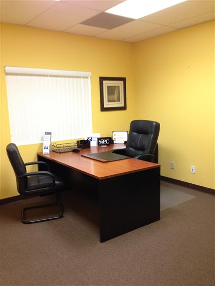 The Met Center AV - Executive Office Suite 1