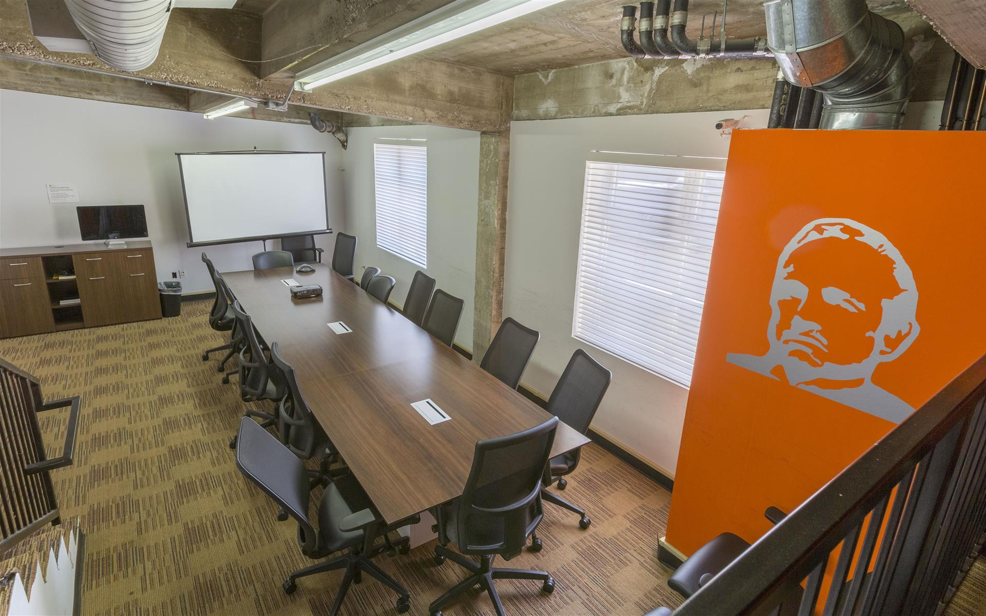 NextSpace LA (Culver City) - Conference room (Brando Boardroom)