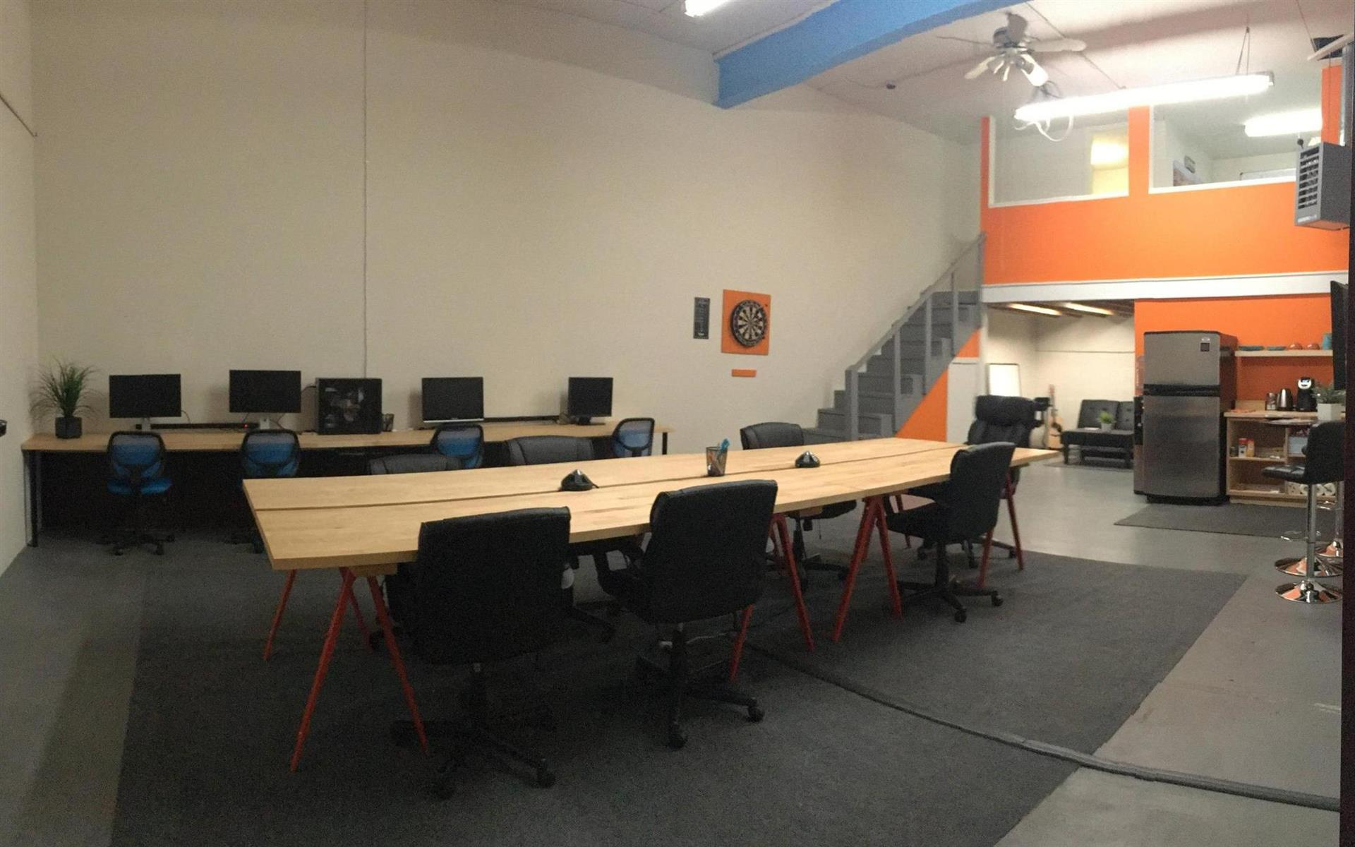 The Yard Shared Workspace - The Yard - 1st Floor