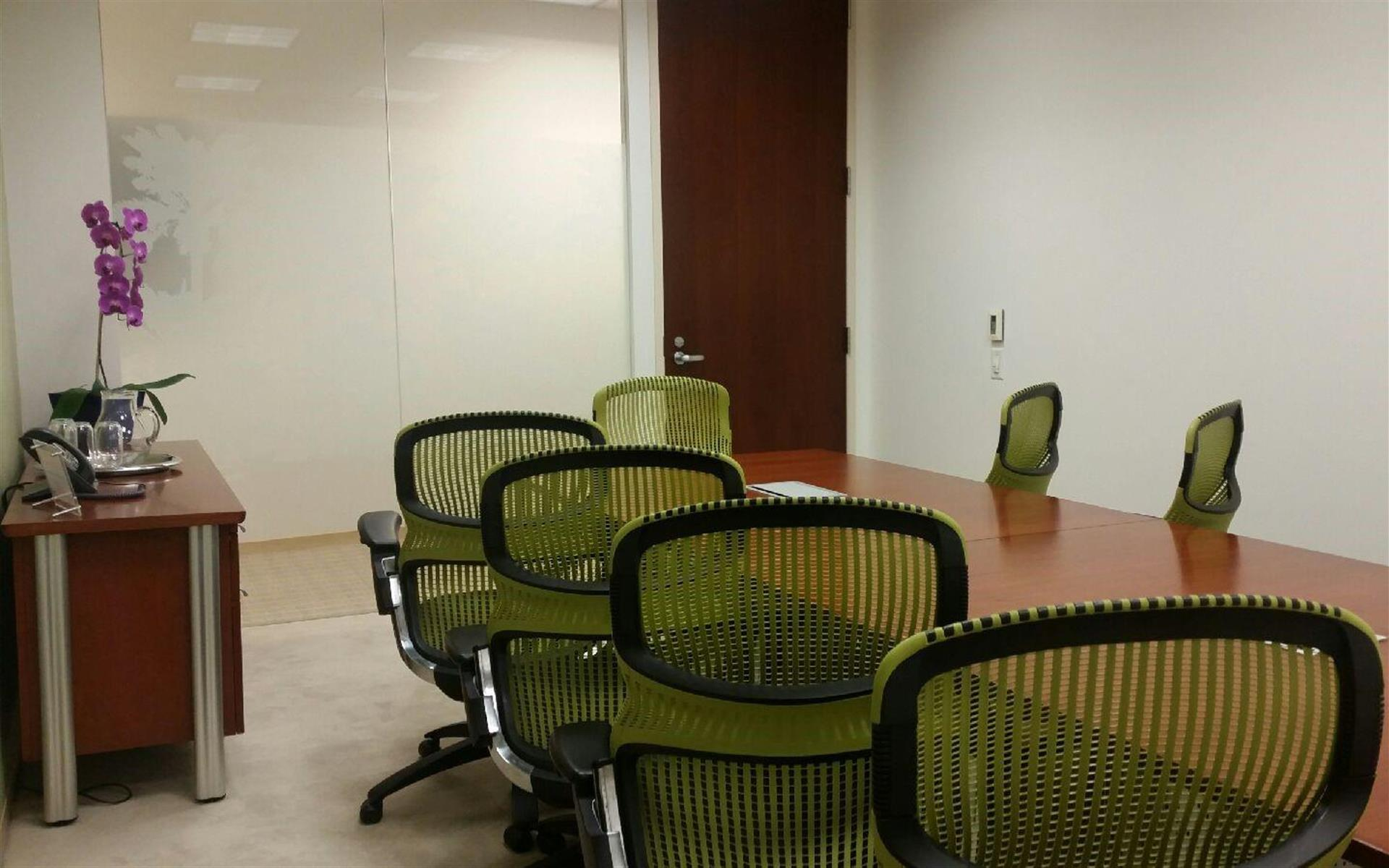 Carr Workplaces - Constellation Place - Century Conference Room