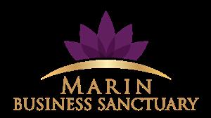 Logo of Marin Business Sanctuary