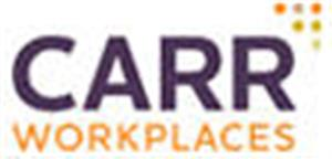 Logo of Carr Workplaces - Tysons Greensboro
