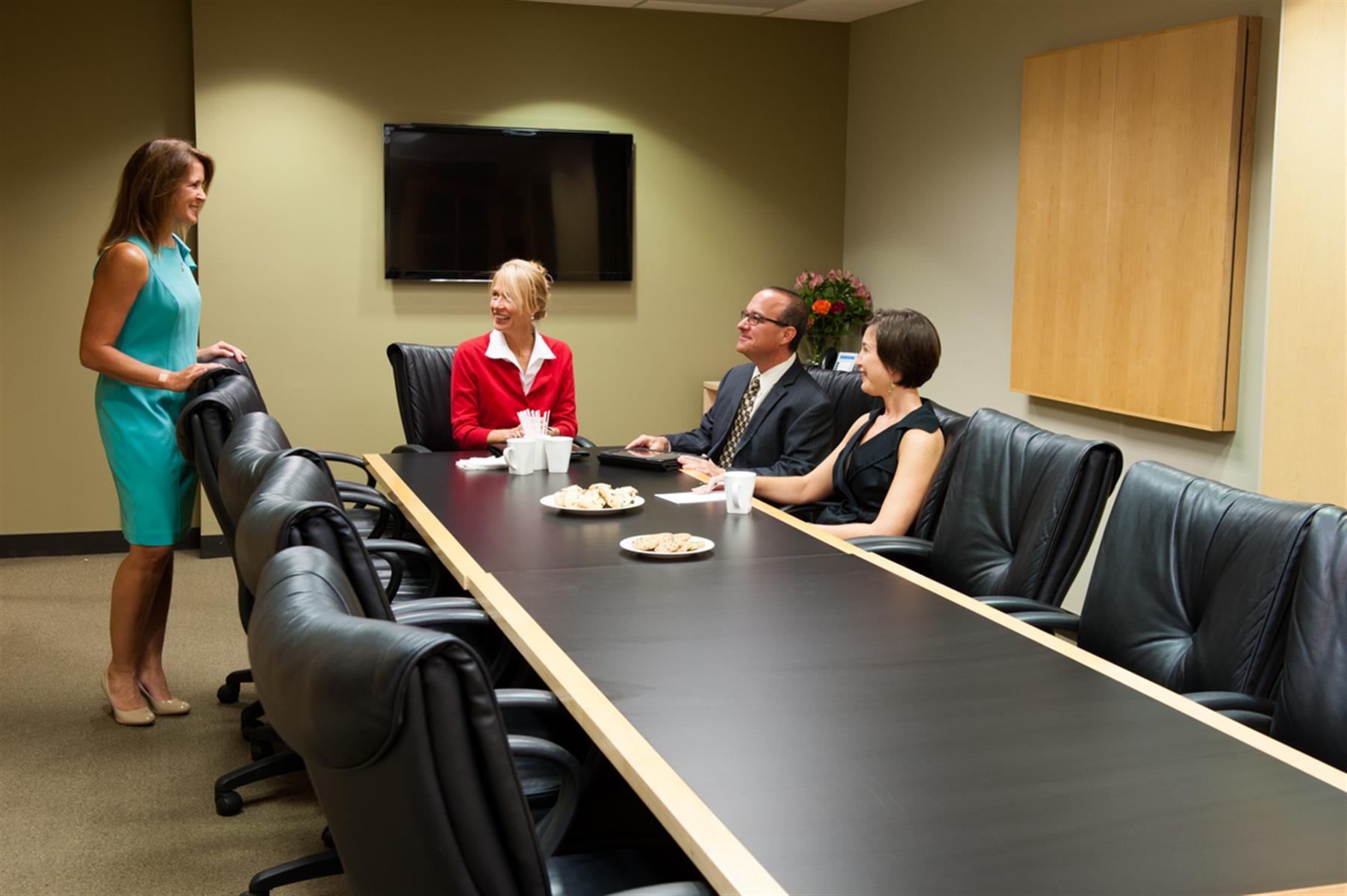 Intelligent Office - Palm Beach Gardens - Large Conference room