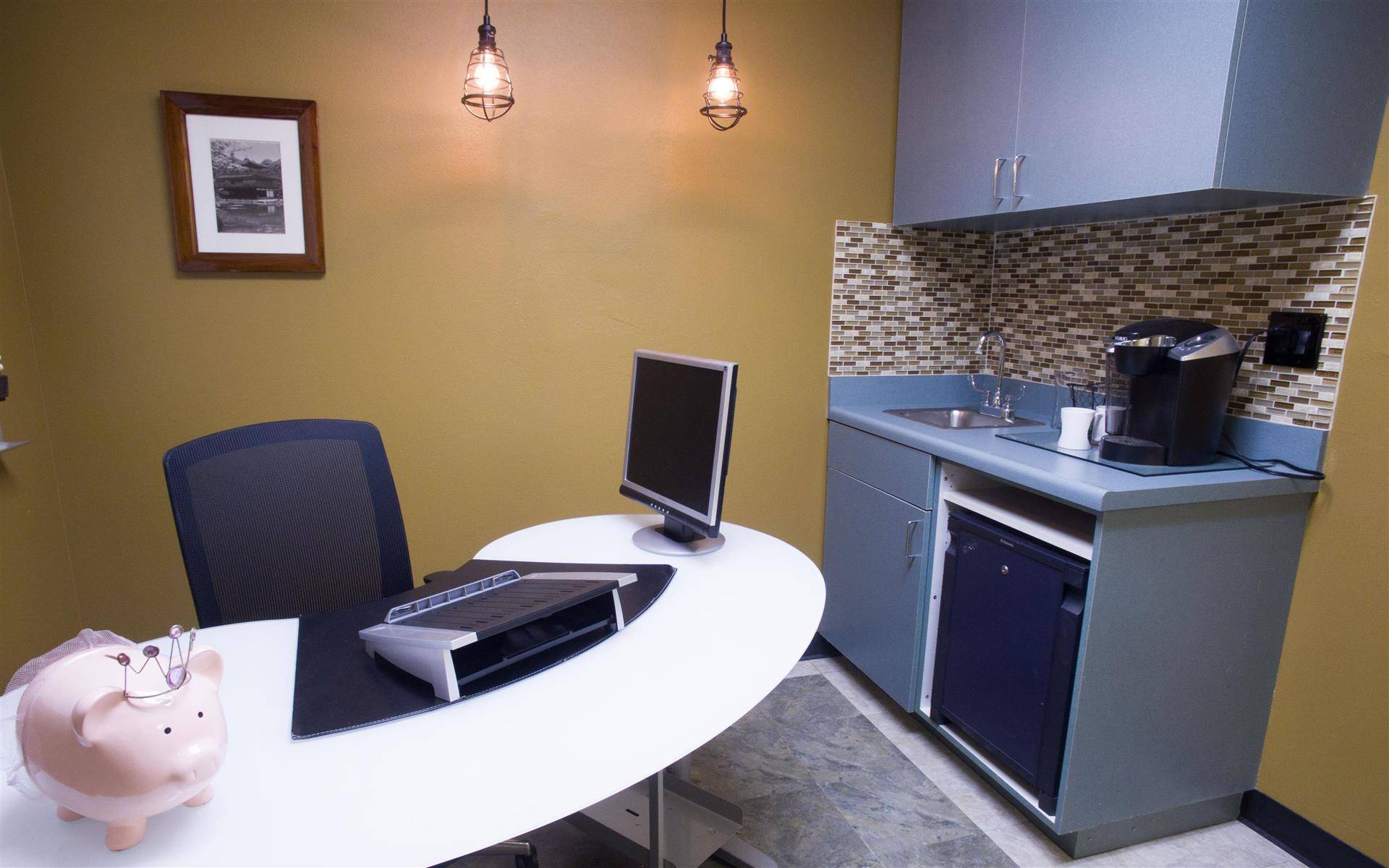 NEST CoWork (CyberTECH Community) - 1 Desk Private Office Suite