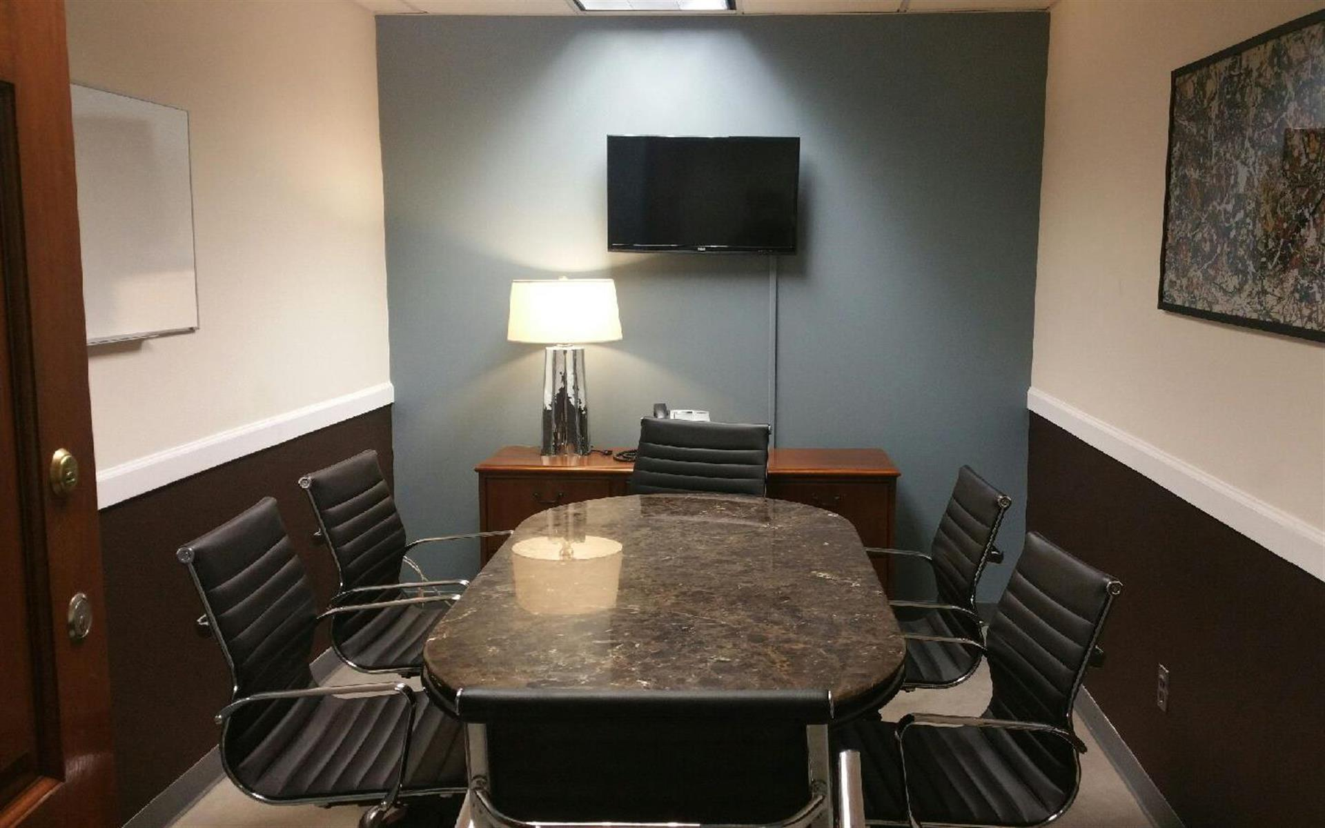 NYC Office Suites 708 (3rd Ave. & 44th) - Meeting Room 708 (Cap. 6)