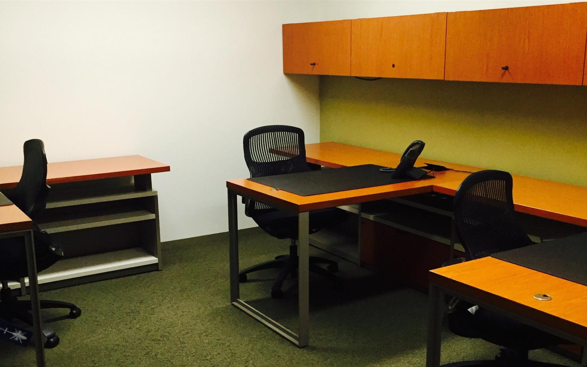 Carr Workplaces - Tysons Boulevard - Office 1552