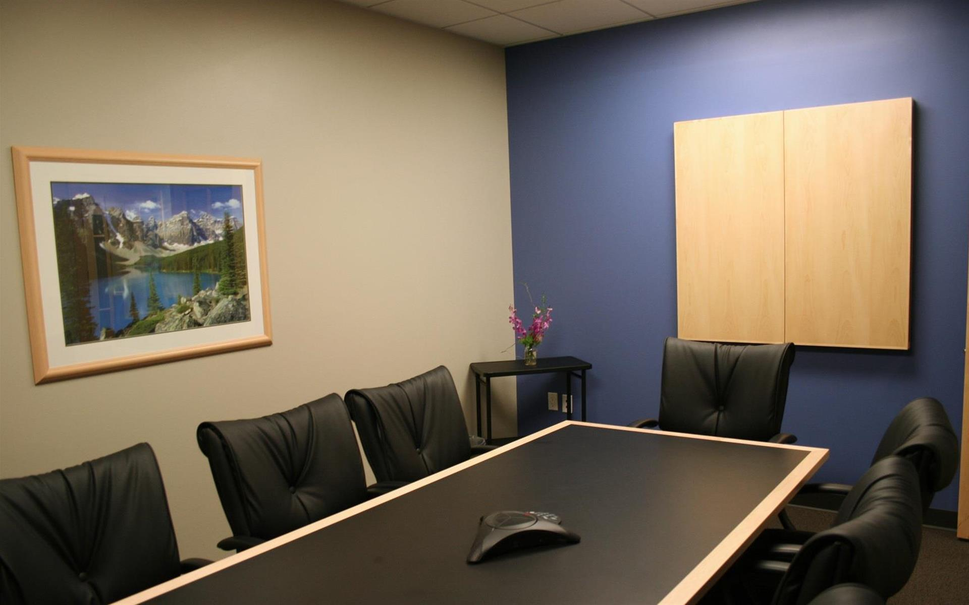 Intelligent Office of San Diego - Small Conference Room #1