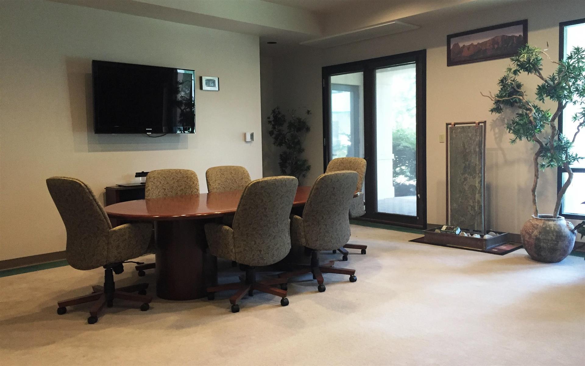 CreditRe Properties - Boardroom