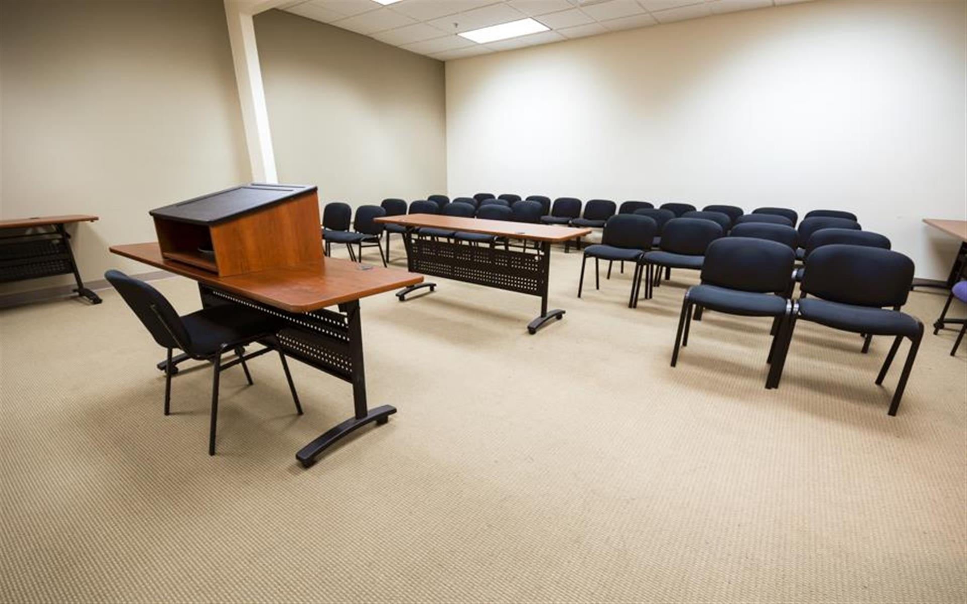McCarthy Business Center - Training Room