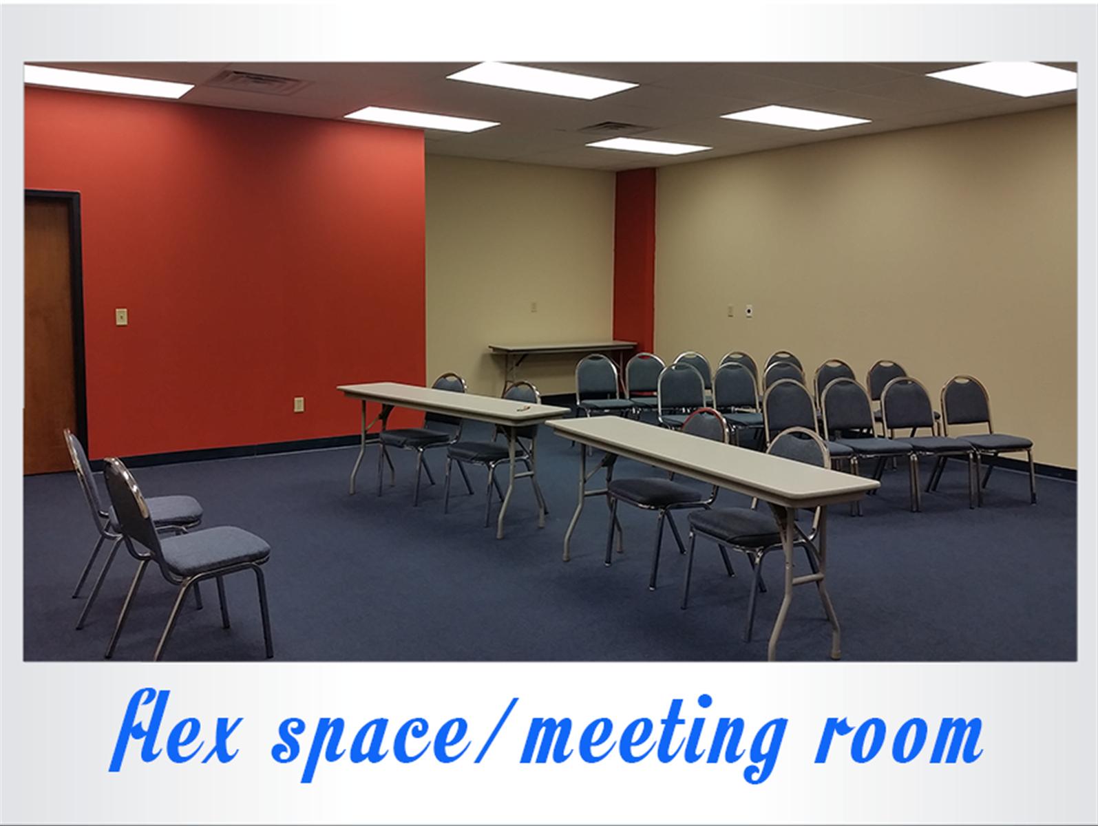 Suite 4K Studios - Flexroom Meeting Space