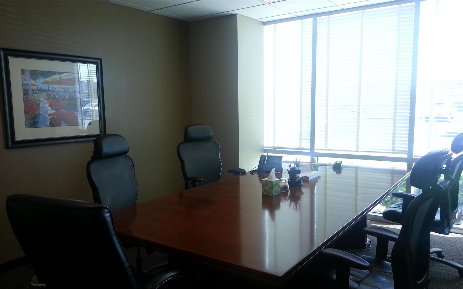 Huseby Inc. - Conference Room/Flexible Workroom 1