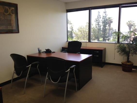 Superior Office Suites - Private Office