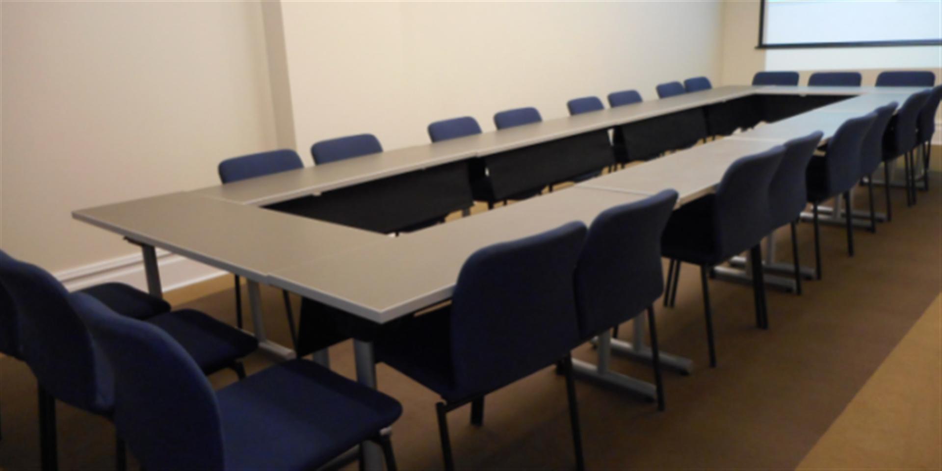 Centerway ExecuCenter - Corning, NY - Catalyst Boardroom