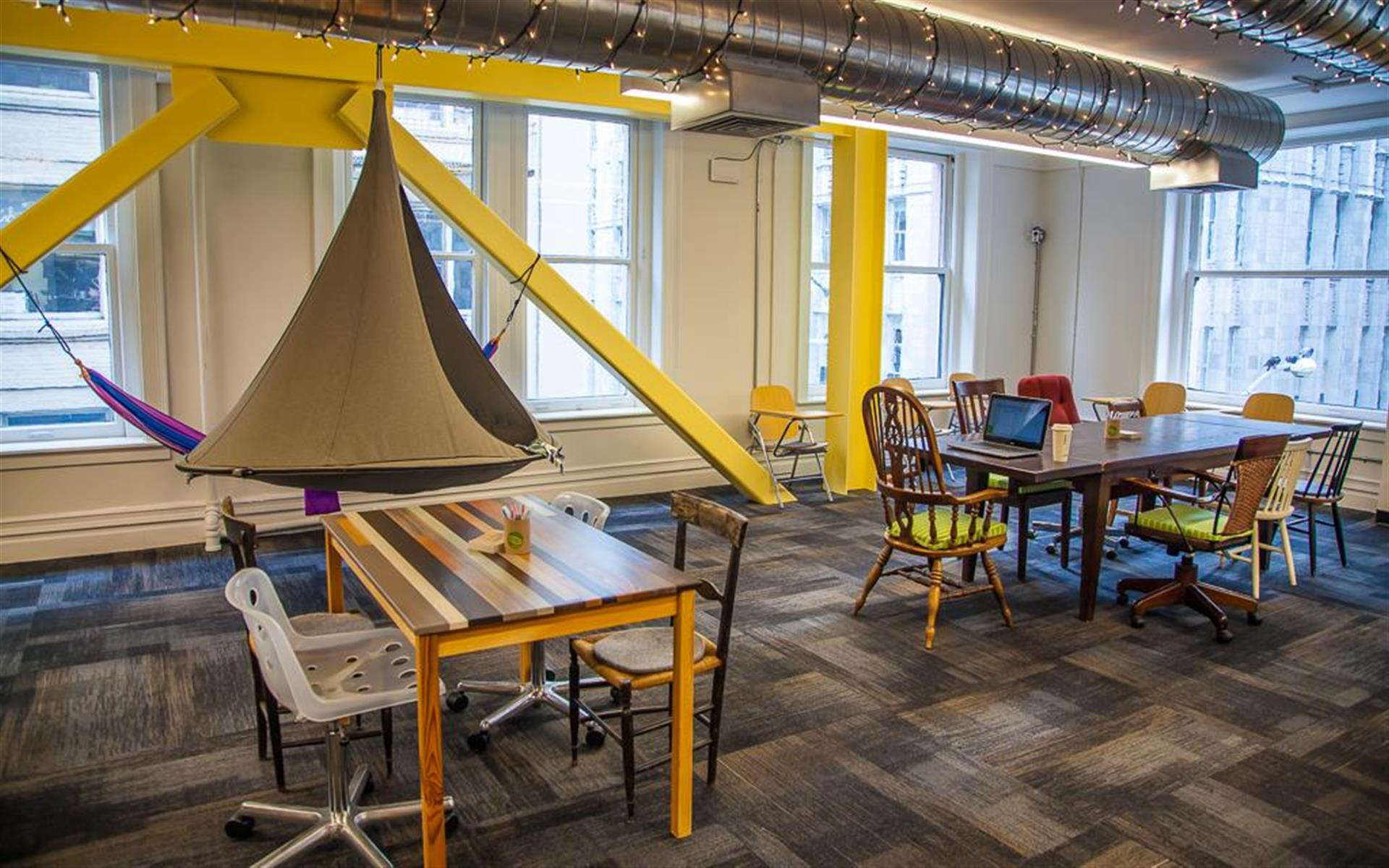Campsyte (New Montgomery) - Suite 300 Coworking