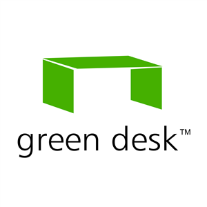 Logo of Green Desk - 147 Prince St Brooklyn