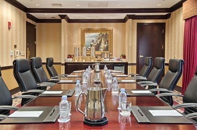Hilton Lisle/Naperville - Lisle Executive Boardroom