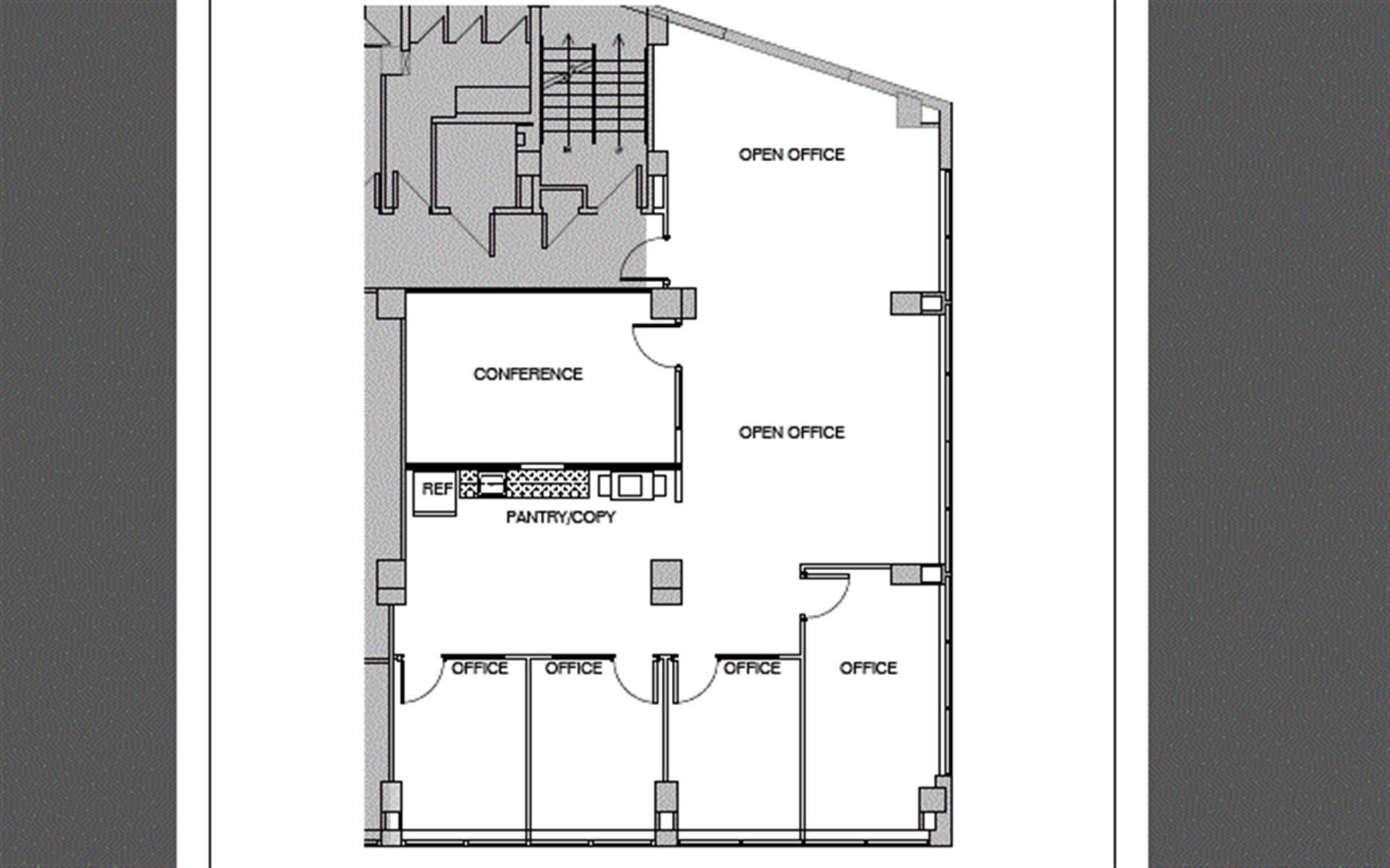 WashingtonREIT | 1901 Pennsylvania Avenue - Team Office | Suite 307