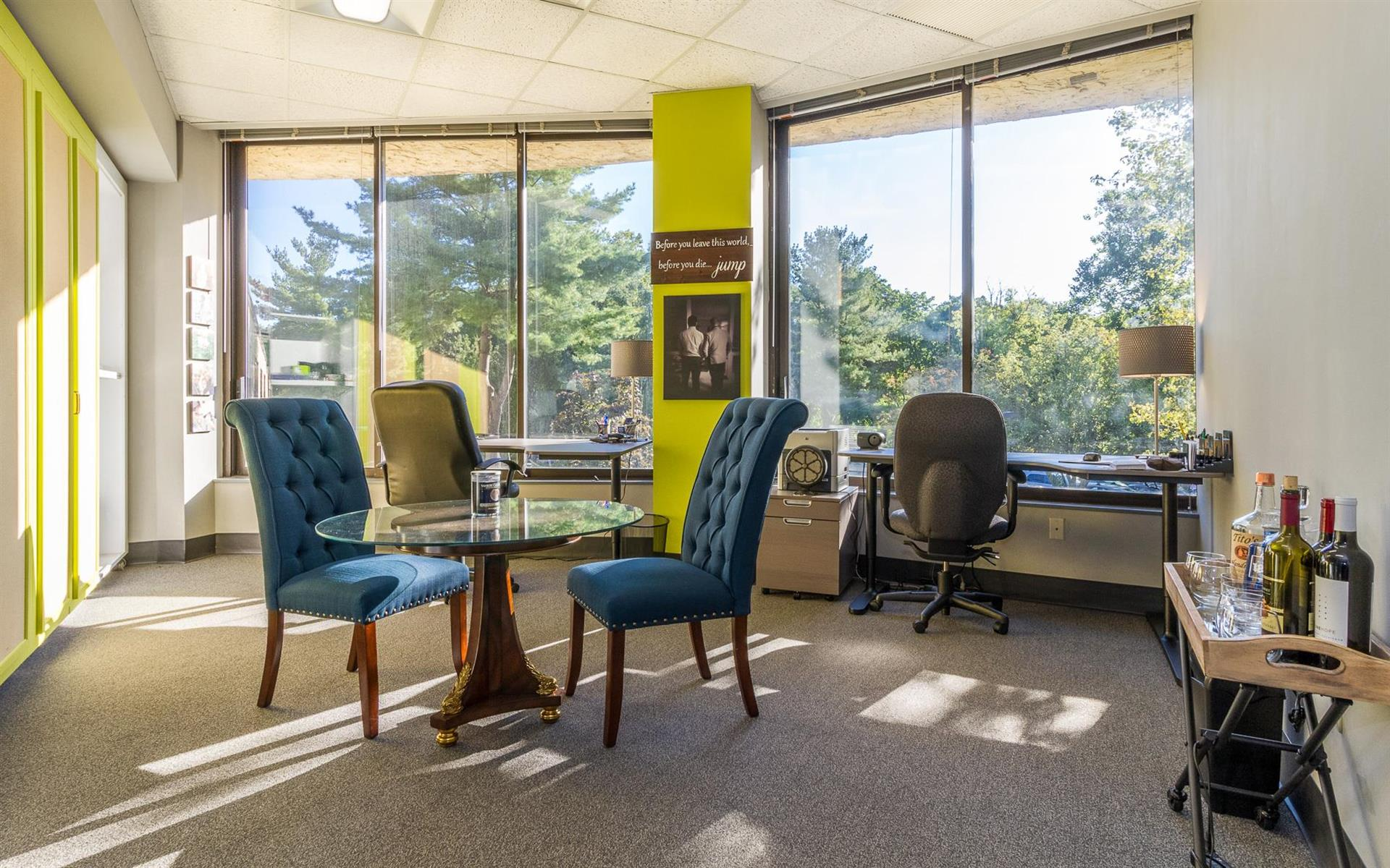 Velociity Workspace - Large Sunny Private Office