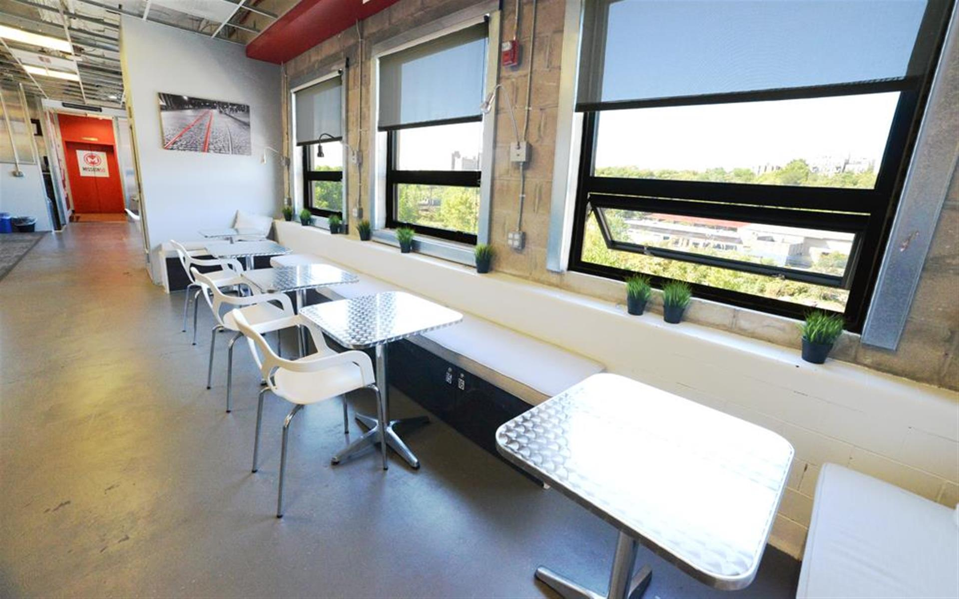 Mission 50 - NJ's Premier Coworking Space - Open Desk Coworking for 12