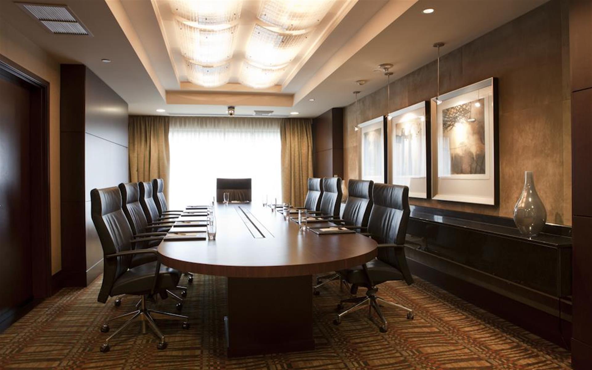 Hotel 1000 - Boardroom