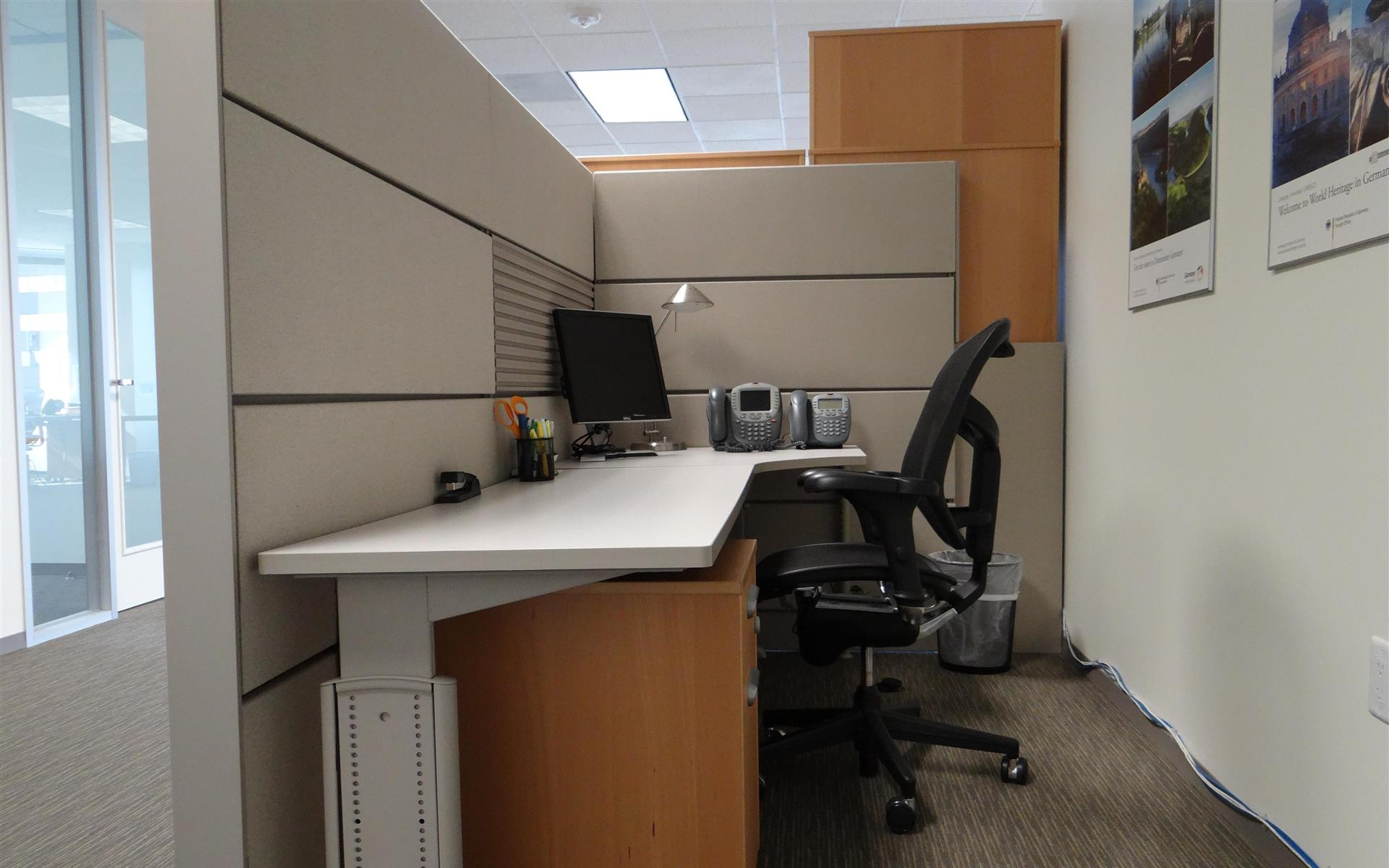 German American Chamber of Commerce of Houston - Cubicle