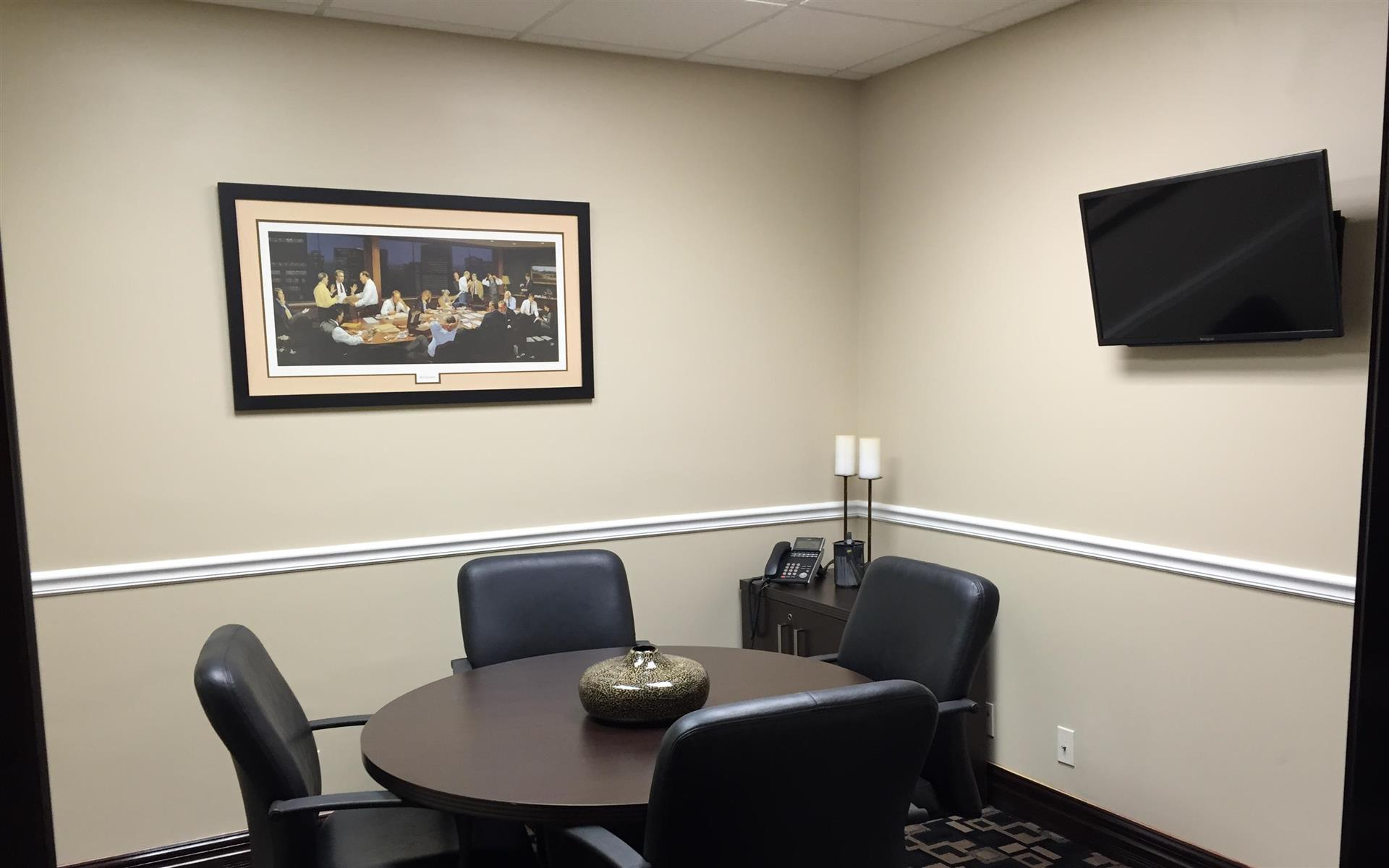 Capital Executive Suites - Small Conference Room