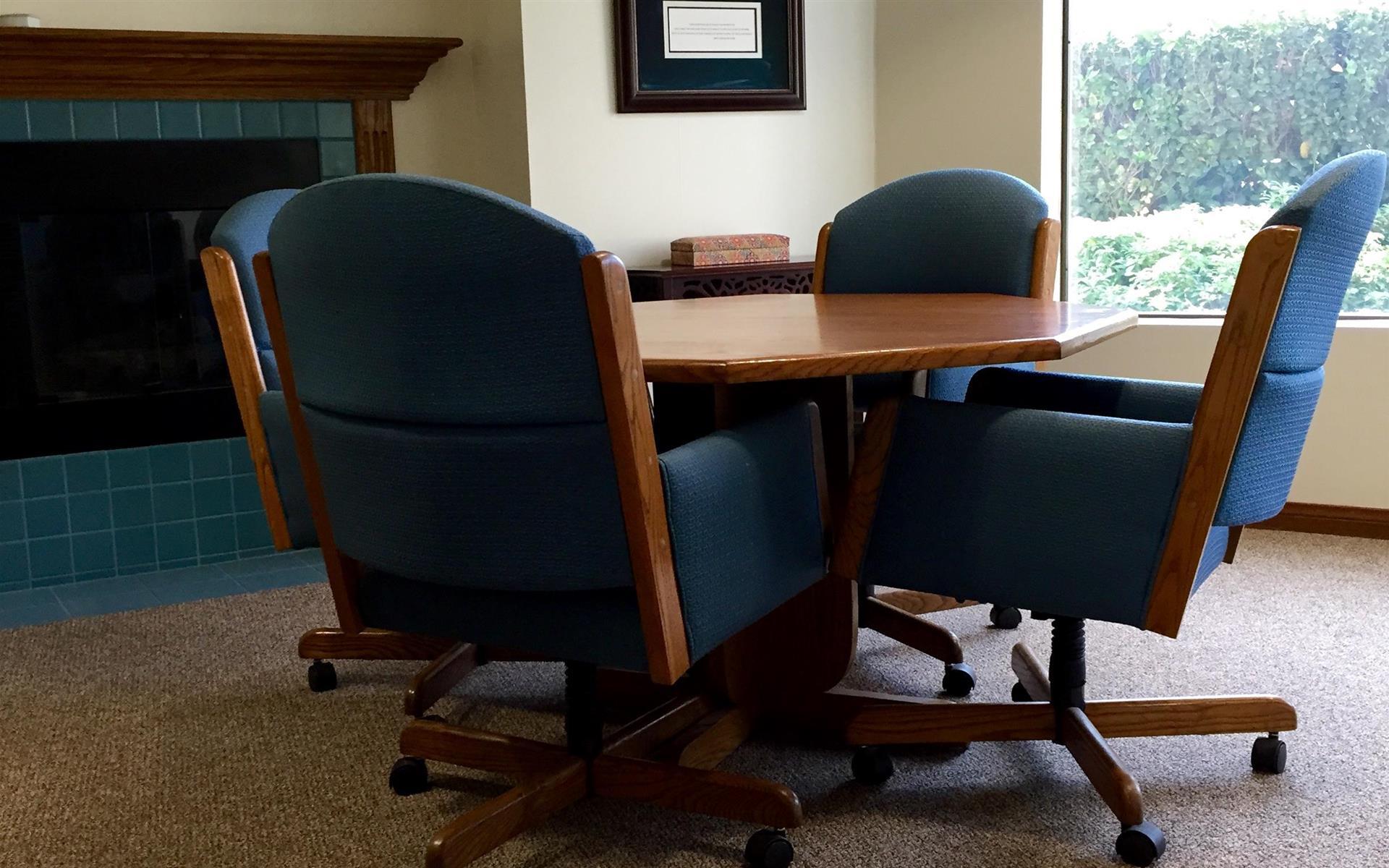 Abundance Building - Conference Room