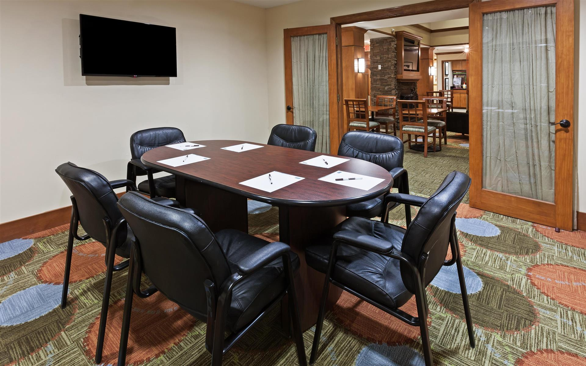 Staybridge Suites NW near Six Flags - The Bluebonnet Room