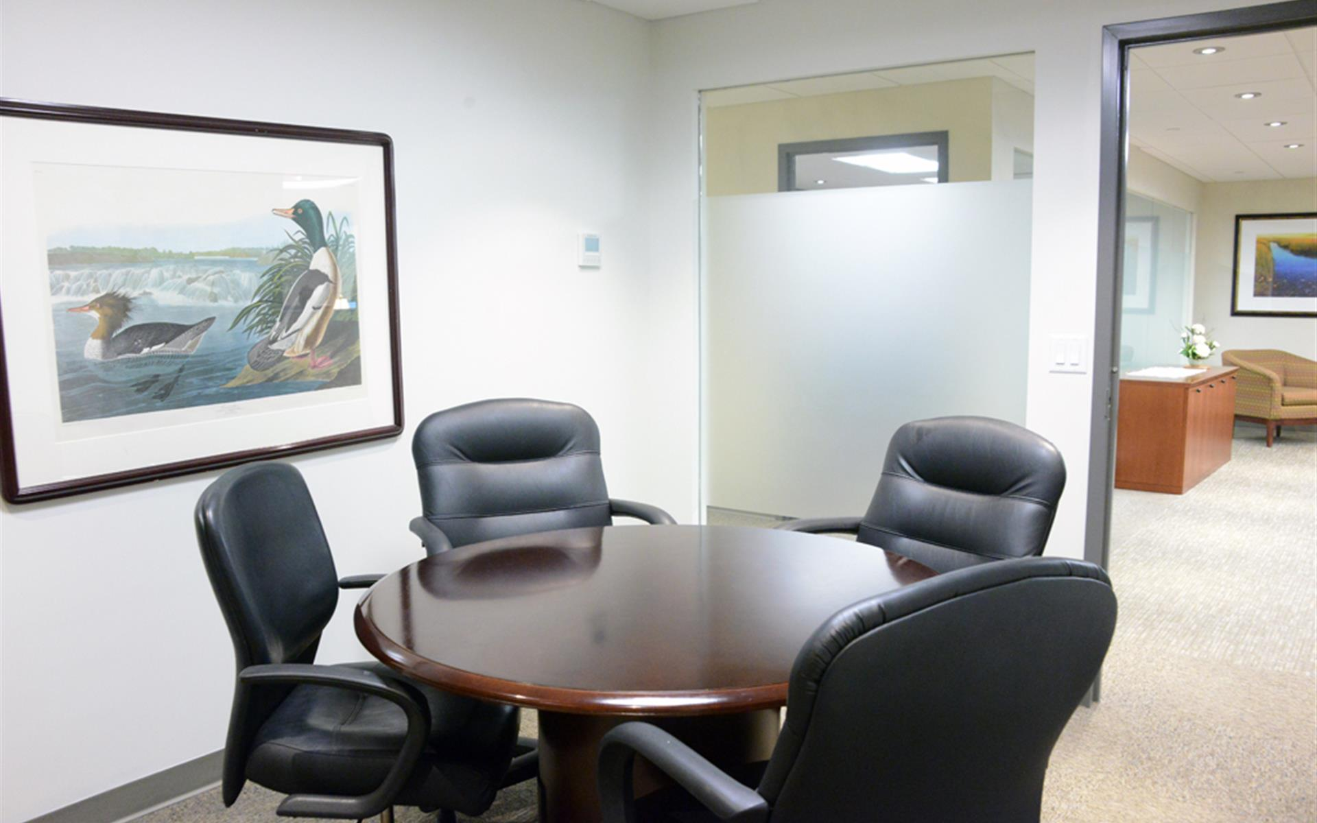 CORPORATE EXECUTIVE OFFICES - Small Conference Room
