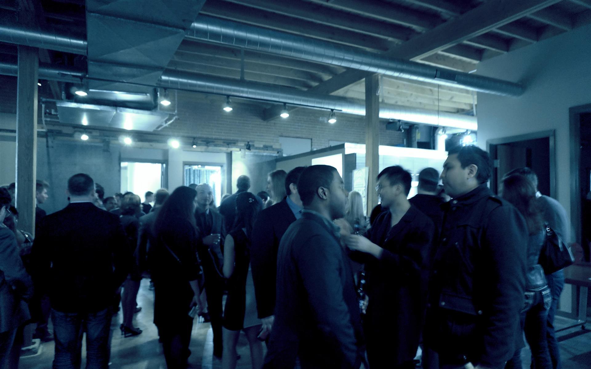 Dallas GeniusDen - Deep Ellum Downtown - Entire Venue