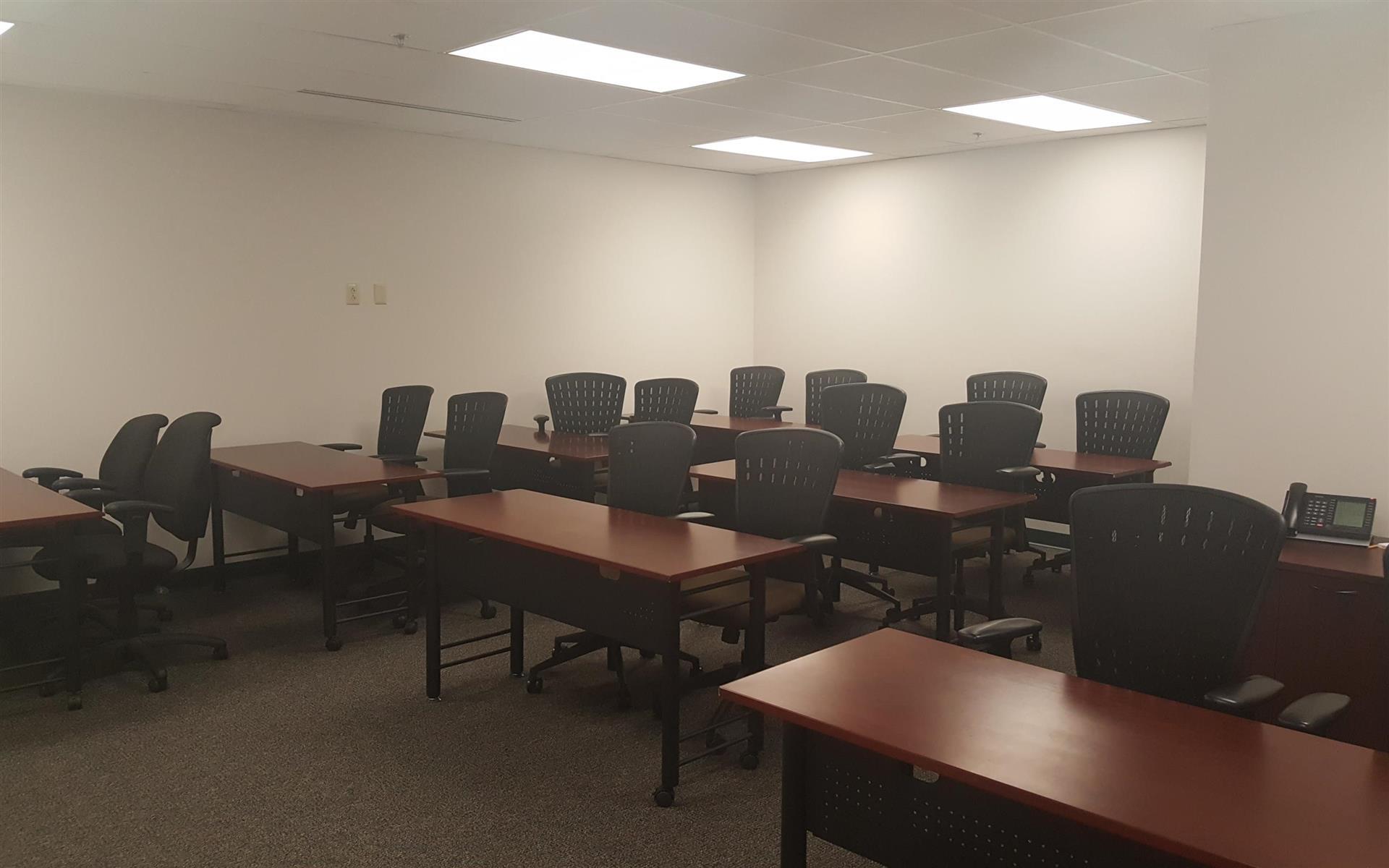 Creve Coeur Workspace - Training Room