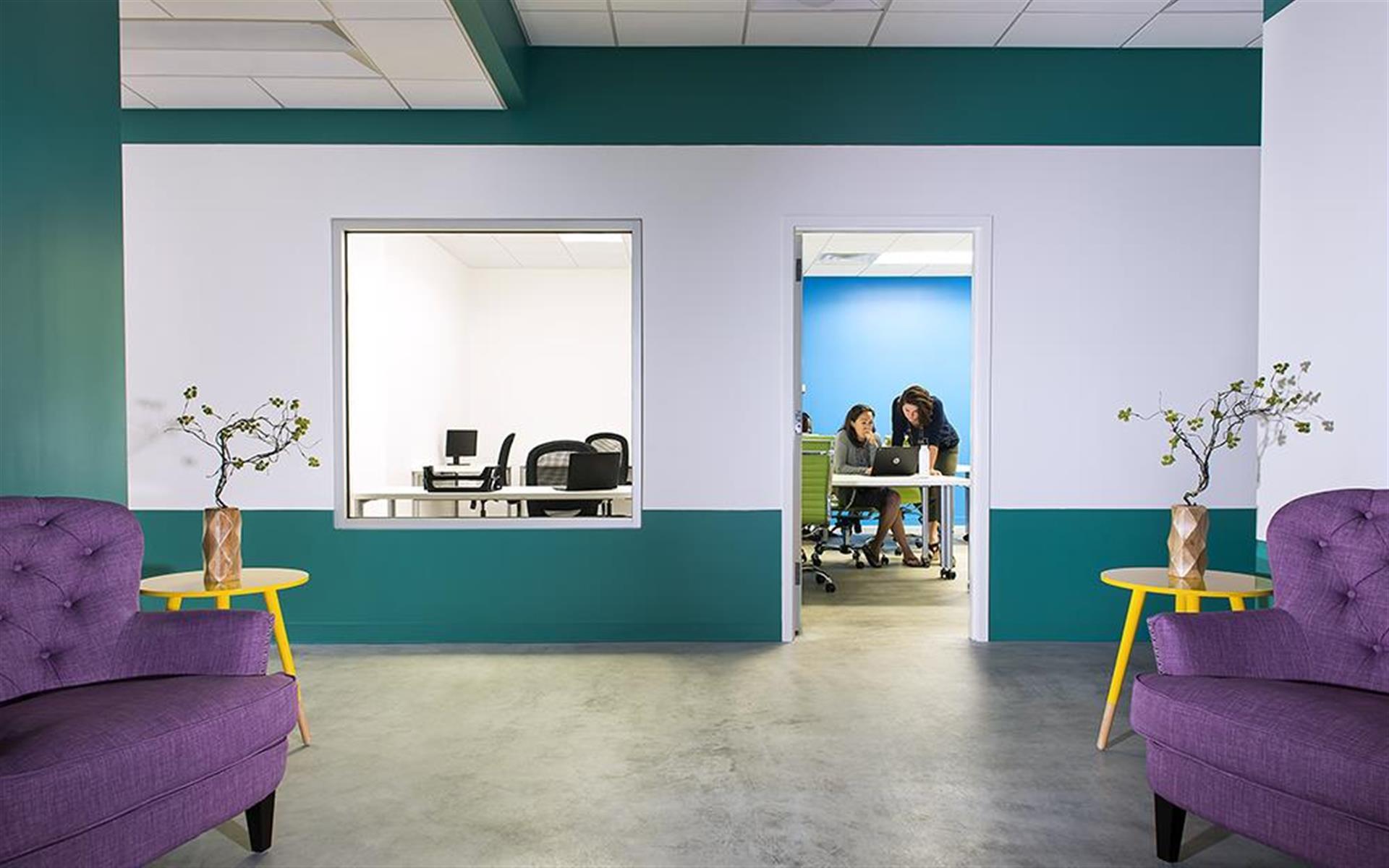 1313 Innovation - Dedicated Desk