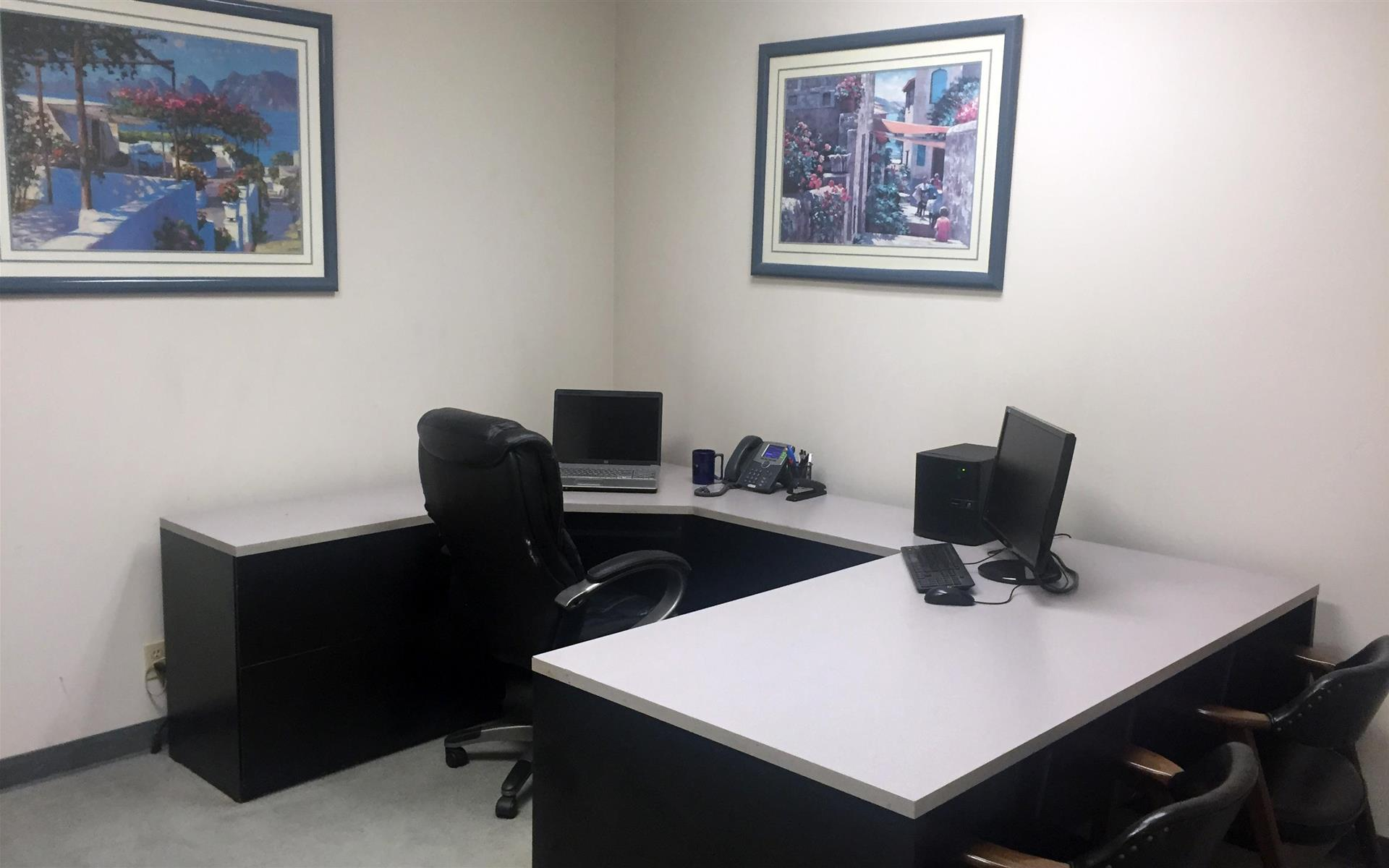 Quantum Systems Integrators, Inc. - Monthly Private Office at Metro Point
